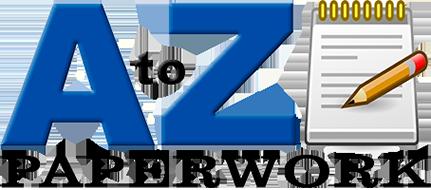 A-Z Paperwork